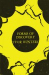 Forms of Discovery - Yvor Winters