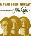 A Year from Monday: New Lectures and Writings - John Cage