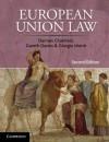 European Union Law - Damian Chalmers, Gareth Davies, Giorgio Monti