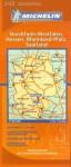 Michelin Nordrhein Westfalen, Hessen, Rheinland Pfalz, Saarland (Michelin Regional Deutschland) - Michelin Travel Publications
