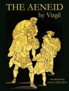 THE AENEID (complete, unabridged, and in verse) - _ VIRGIL, John Dryden