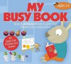 My Busy Book: Ages 3 4: Brain Building Activities To Give Your Preschooler A Head Start! - Play Bac