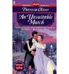 An Unsuitable Match - Patricia Oliver