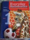 Everyday Mathematics Grade 1: Teacher's Lesson Guide Vol. 2 - Max Bell, Jean Bell