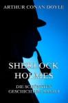 Sherlock Holmes - Die schönsten Detektivgeschichten, Band 4 (German Edition) - Johannes Hartmann, Arthur Conan Doyle