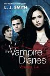 Vampire Diaries-4 Vol. Boxed: Awakening, Struggle, Fury, Dark Reunion (Boxed Set) - L.J. Smith