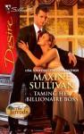 Taming Her Billionaire Boss - Maxine Sullivan