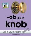 OB as in Knob - Amanda Rondeau