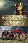 Ride for Rights/Derby Dames - Tara Chevrestt