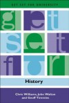 Get Set for History - Chris Williams, John H. Walton
