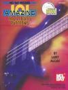 101 Amazing Jazz Bass Patterns [With CD] - Larry McCabe