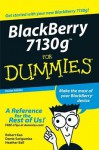 Blackberry 7130c for Dummies - Robert Kao