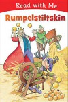 Read with Me: Rumpelstiltskin - Nick Page, Claire Page, Sara Baker