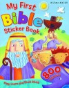 My First Big Bible Sticker Book - Victoria Parker