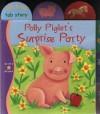 Polly Piglet's Surprise Party - Janet Allison Brown, Liz Pichon