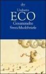 Gesammelte Streichholzbriefe - Umberto Eco