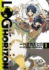 Log Horizon - Vol.1 (Famitsu Clear Comics) Manga - Enterbrain