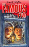 Five To Go Smuggler's Top - Enid Blyton