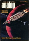 Analog Science Fiction and Fact, 1976 October - Joan D. Vinge, Robert Silverberg, Ben Bova, Thomas A. Easton, Daniel P. Dern, Joe Patrouch, Jaygee Carr