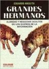 Grandes Hermanos: Alianzas y Negocios Ocultos de Los Due~nos de La Informacion - Eduardo Anguita