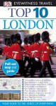 Top 10 London [With Pull-Out Map] - Roger Williams, DK Publishing
