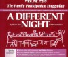 A Different Night compact edition - Noam Zion, David Dishon