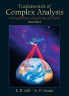Fundamentals of Complex Analysis with Applications to Engineering and Science - Edward B. Saff, Arthur David Snider