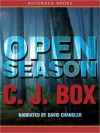 Open Season - C.J. Box, David Chandler