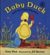 Baby Duck and the Cozy Blanket - Amy Hest, Jill Barton