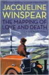 The Mapping of Love and Death (Masie Dobbs, #7) - Jacqueline Winspear, Orlagh Cassidy