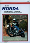 Honda Cb650 Fours, 1979-1982: Service Repair Performance - Ed Scott