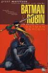 Batman vs. Robin (Batman & Robin) - Grant Morrison, Cameron Stewart, Andy Clarke