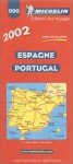 Michelin Spain & Portugal Map No. 990, 23e - Michelin Travel Publications
