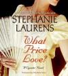 What Price Love? (Audio) - Elizabeth Sastre, Stephanie Laurens