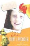 Love Ruby Lavender: - Deborah Wiles
