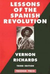 Lessons of the Spanish Revolution - Vernon Richards