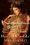 Kaydana and the Crown of the Worlds - Nyki Blatchley