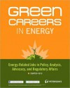 20 Green Jobs in Public Policy, Analysis, Advocacy, and Regulatory Affairs - Peterson's, Peterson's