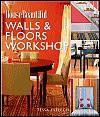 House Beautiful Walls and Floors Workshop - Tessa Evelegh, House Beautiful Magazine