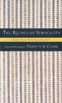 The Riches of Simplicity - Keith Beasley-Topliffe, Timothy Jones