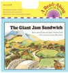 The Giant Jam Sandwich Book & CD (Read Along Book & CD) - John Vernon Lord, Janet Burroway