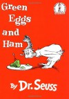 Green Eggs and Ham - Book and Read Along Cassette - Dr. Seuss