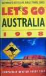 Let's Go Australia 1998 - Let's Go Inc., Bentsion R. Harder