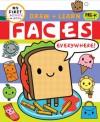 Draw + Learn: Faces Everywhere - Harriet Ziefert, Yukiko Kido