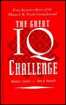 The Great IQ Challenge - Philip J. Carter, Kenneth A. Russell