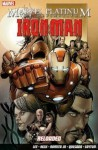 Marvel Platinum: The Definitive Iron Man: Reloaded - Stan Lee, Archie Goodwin, Kev Hopgood, Carmine Di Giandomenico, Nathan Fox, Haim Kano, Tony Isabella, Len Kaminski, Matt Fraction, Don Heck, Salvador Larroca, George Tuska, Greg LaRoque, Mike Friedrich