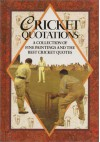 Cricket Quotations - Helen Exley