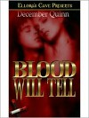 Blood Will Tell - December Quinn