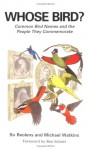 Whose Bird?: Common Bird Names and the People They Commemorate - Bo Beolens, Michael Watkins