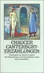 Die Canterbury-Erzählungen - Geoffrey Chaucer, Martin Lehnert, Edward Burne-Jones